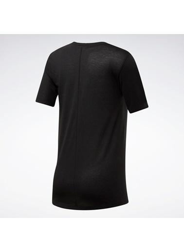 Reebok Workout Ready Supremıum Tışört Siyah